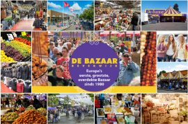 Beverwijkse bazaar collage